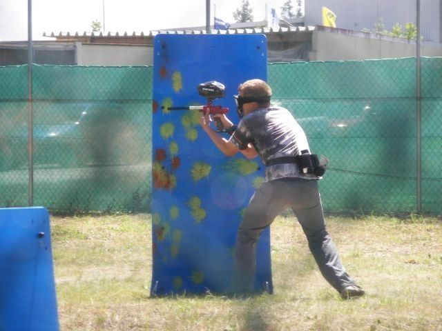 Paintball Area Kandel