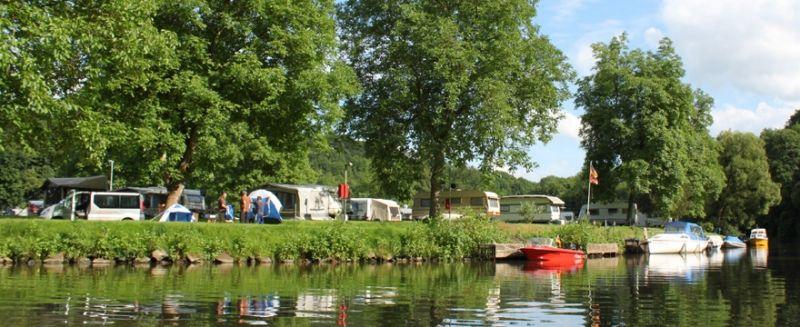 Campingplatz Oranienstein - Diez an der Lahn