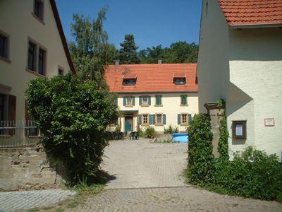 Ferienwohnung Zerger & Reiterhof Rhiannon