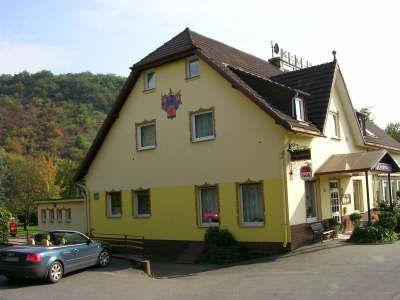 Pension - Restaurant Koppelstein im Welterbe Mittelrheintal