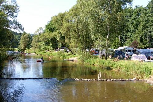 Camping International - Ruhe und Erholung