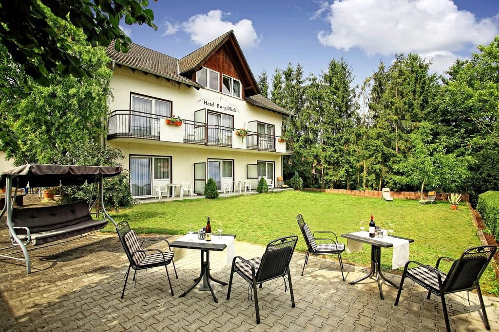Land-gut-Hotel Burgblick***